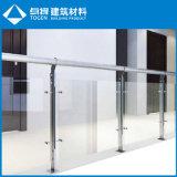 De Lage Prijs van de Systemen van het Traliewerk van het Dek van het glas