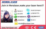 De Herolaser Gepatenteerde Vorm die van het Glas de Machine van het Lassen van de Laser 200W 400W herstellen