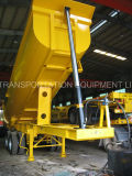 22cbm 2axles - U datilografa o reboque do Tipper