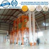 Máquina de moedura da fábrica de moagem do milho do moinho do milho para África