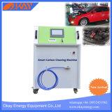 L'automobile d'hydrogène d'Oxy dépose la machine de nettoyage