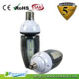 E40/E27/B22 기본적인 정원 거리 조명 IP65 50W LED 옥수수 전구