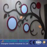 工場ホームシアターのための直接装飾的な健全な絶縁体の壁のボード