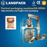 Remplissage de sac de jute de grains de café de graines et machine à emballer automatiques