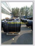 6MPa boa Wear-Resistance reforçados com fibras de mineração industrial do tapete de borracha/Capachos Roll