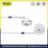 Los distintos estilos de 3,5 mm estéreo con cable auricular deporte móvil