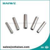 Обжать кабель с медными проводниками совместных с обжимным кольцом кабель связи