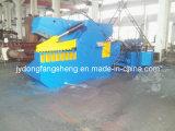 Máquina de corte de folha de crocodilo com marcação T43-500