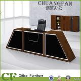 Tableau moderne de réception d'avant de meubles de bureau de conception