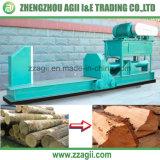 Diviseur en bois électrique de hachage en bois horizontal vertical de logarithme naturel de machine