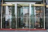 KristallDrehtür 3-Wing für Hotel oder Mall