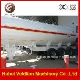 56m3/56cbm/56000L/56000liters Propane 세 배 Axle LPG Tank Semi Trailer