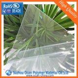 Hoja transparente de PVC rígido, Hoja Super Clear PVC para Tag Recordatorio