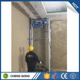 Parete del macchinario edile del cemento di alta efficienza che intonaca macchina
