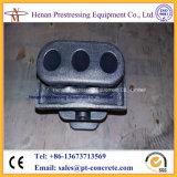 12.7mm flacher Anker der Platte-S3 und S5 für geklebter Pfosten-Spannsystem