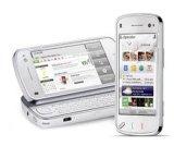 De Mobiele Telefoon van de vierling met Java (N97)