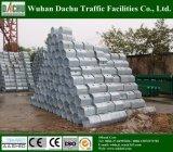 공도와 도로를 위한 난간 강철 간격 장치