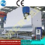 Bremsen-Platten-verbiegende Maschine mit CNC-hoher Präzision betätigen