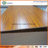 madera contrachapada de la melamina de 16m m para las cabinas de cocina
