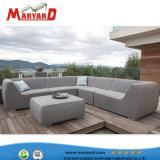 Уф сопротивление плетеной мебелью 3PCS Selectional диван,