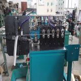 Canalização metálica da tubulação de exaustão do bloqueio que faz a máquina