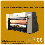 Máquina de troquelado rotativo para papel/caja de cartón corrugado