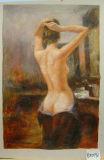 Peinture à l'huile d'impressionisme (04)