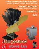 Ventilador de fogão a energia térmica