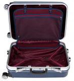 """مصنع ممون [بكبس] مادّة 20 """" 24 """" 28 """" ألومنيوم إطار حقيبة حقيبة حقيبة, صنع وفقا لطلب الزّبون [أم] حامل متحرّك حالة لأنّ سفر"""