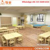 Meubles préscolaires employés par matières neuves de Montessori à vendre des meubles de jardin d'enfants