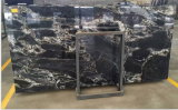 New Chinese Brown Black Marble Slab Onxy