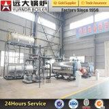 Yyqwモデル600、6000への0000kcal、0000kcal天燃ガスのディーゼル油の重質燃料の石油燃焼の熱油加熱器