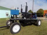 3 de Pomp van het Water van de Dieselmotor van de duim, Diesel Pompen van het Water 80mm voor Landbouwbedrijf