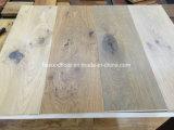 Suelo de madera dirigido roble rústico natural CD del grado