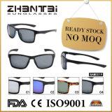 Óculos de sol polarizados macho da forma da alta qualidade com frame Tr90 (BAM0019)