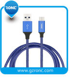 Novo Design Super Velocidade dois lados do cabo USB USB 3.0 Tipo C para carregamento de Telefone