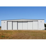 P345b hangar de la estructura de acero de construcción con Certificación SGS