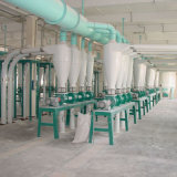 Completare la pianta di macinazione di farina del frumento 300t/24h con il prezzo nell'Egitto