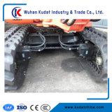 1700kg het Graafwerktuig van het kruippakje met Dieselmotor Imorted