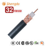 RG6/Rg58/Rg11 de Coaxiale Fabriek van de Kabel van Communicatie van Gegevens Kabels voor kabeltelevisie