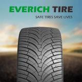 neumático del vehículo de pasajeros de 195r14c 185r14c 195r15c con el neumático barato de la polimerización en cadena del anuncio publicitario del kilometraje largo