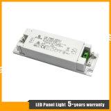 luz del panel de 100lm/W 600*600m m 40W LED con la garantía 5years