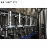 광수 플라스틱 병 씻기 채우는 캡핑 플랜트 선 기계