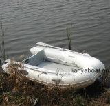 Liya 3,3 m barato Barco portátil insuflável de PVC de lazer pequenas bote