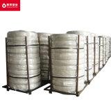 Kupfernes überzogenes Stahlgefäß für Gefriermaschine-Kondensator