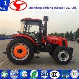 azienda agricola 140HP/Agricultral/coltivare/Agri/diesel/giardino/costruzione/rotella/grande/nuovo trattore