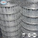 Galvanisierter geschweißter Maschendraht verwendet für Aufbau