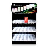 Présentoir en plastique fait sur commande de cigarette de l'acrylique E