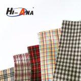 Cooperar con la tela de algodón multi del color de las compañías de la marca de fábrica