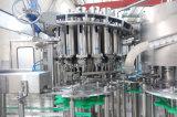 オリーブ油のPiston-Type満ちるキャッピングのMonoblock自動びん詰めにする機械